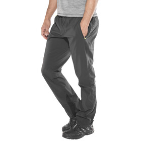 Meru Lugo - Pantalones de Trekking Hombre - negro